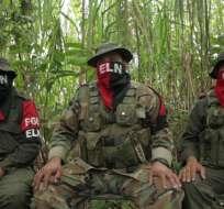 """VENEZUELA.- Alias """"Felipe"""" es experto en explosivos de la guerrilla y ha liderado algunos atentados. Foto: Archivo"""