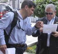 ECUADOR.- Según la investigación, una de las empresas que recibió recursos irregulares es de Luna. Foto: Archivo