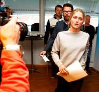 Therese Johaug ha sido medallista olímpica en tres ocasiones. Foto: EFE