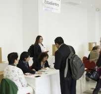 QUITO, Ecuador.- Casi 2.700 electores participan de la jornada. El Consejo Superior tomará decisión final. Foto: Universidad Andina
