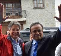 CUENCA, Ecuador.- En la alianza se recogen compromisos relativos a participación social y manejo económico. Foto: API