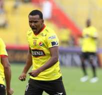 Pedro Velasco fue expulsado en el encuentro ante Liga de Quito el pasado miércoles. Foto: API