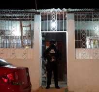 Un policía es acusado de permitir la venta de droga en Guayaquil, Posorja y Quito. Foto: Ministerio del Interior