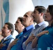 ECUADOR.- La desintegración de la Unidad que respaldaba a la candidatura de Cynthia Viteri se reflejó también en el partido Avanza. Foto: Avanza