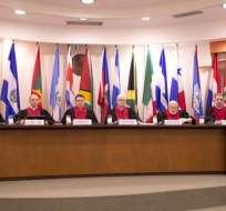 COSTA RICA.- El organismo se refiere a 4 extranjeros detenidos en 1994 en un operativo antinarcóticos. Foto: Archivo