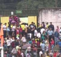 Investigación sobre muerte en Santo Domingo está en curso, según Ministerio.