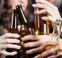 QUITO, Ecuador.- Se extendió el permiso de funcionamiento de los sitios de diversión y extendieron el horario para la venta de bebidas alcohólicas durante el feriado. Foto: Referencial.