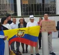 Rechazo afecta a 200.000 ecuatorianos en situación irregular en EE.UU., según canciller. Foto: Archivo / EFE