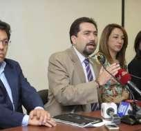 QUITO, Ecuador.- La Asamblea aceptó la dimisión del funcionario que va por un nuevo período en la entidad. Foto: API