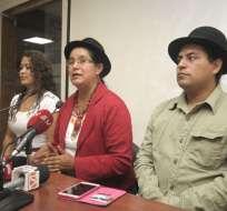 ECUADOR.- El movimiento indígena presentará listas de candidatos para asambleístas en 8 provincias. Foto: API