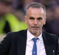 Stefano Pioli es el nuevo entrenador del Inter y podría debutar en el derbi ante el Milán.
