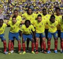 La selección de Ecuador se enfrenta a Uruguay en el estadio Centenario de Montevideo.