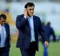El entrenador de Ecuador destacó el nivel de Renato Ibarra en el partido. Foto: AFP