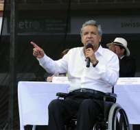 El ahora candidato presidencial fue enviado especial del secretario general de ONU para Discapacidad. Foto: Archivo / API