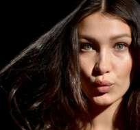 La modelo de 20 años participará en París en el desfile de Victoria's Secret. Foto: Archivo / AFP