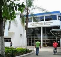 Presentaron 2 nóminas: una de la directiva provincial y otra de la coordinadora nacional. Foto: guayas.gob.ec