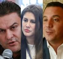 José Serrano (PAIS), Cristina Reyes (PSC) y Guillermo Celi (SUMA) encabezan la encuesta.