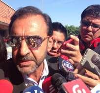 El presidente de Emelec aseguró que ambos incidentes son ajenos al club. Foto: Archivo
