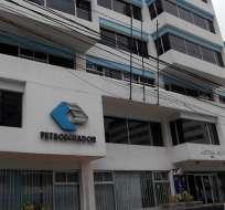 ECUADOR.- Según la entidad, 80 personas son investigadas en la red de corrupción de la petrolera. Foto: Archivo