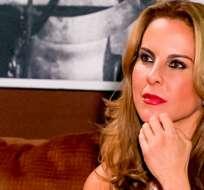 MÉXICO.- La actriz indicó en una entrevista de radio que descarta ser aspirante a la Gobernación de México. Foto: La Tribuna.