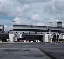 El aeropuerto José María Córdova está ubicado a 40 minutos de Medellín. Foto: Tomada de www.aeropuertorionegro.co