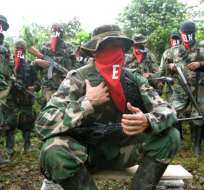 COLOMBIA.- Las conversaciones entre la guerrilla y el gobierno colombianos se retomarán en enero de 2017. Foto: Archivo
