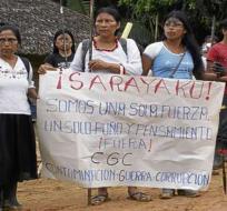 ECUADOR.- Representantes elevarán tres peticiones a la Corte Interamericana de Derechos Humanos. Foto: Archivo