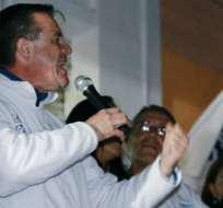 """""""Ya han derivado a lo demencial. Este es el último atraco a los bolsillos de los ecuatorianos"""", aseguró Páez en entrevista. Foto: Referencial/API."""