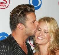 Rebeca de Alba, de 52 años, estuvo ligada sentimentalmente a Ricky Martin desde 1992. Foto: Tomada de Galu Comunicación