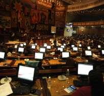 ECUADOR.- El CAL tramitaría este miércoles el proyecto del Ejecutivo como económico urgente. Foto: API