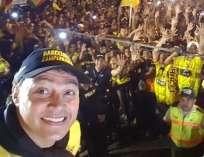 El vicepresidente deportivo de Barcelona (i.)