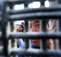 En las últimas semanas, medios mexicanos reportan una afluencia mayor de migrantes tratando de cruzar a EE.UU. Foto: AFP