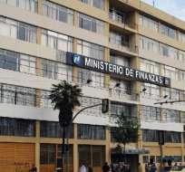 ECUADOR.- El ministerio de Finanzas dijo que los bonos soberanos fueron colocados a 10 años plazo. Foto: Archivo