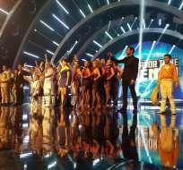 El ganador de la quinta temporada de Ecuador Tiene Talento se llevará a casa $ 30.000. Foto: Ecuavisa