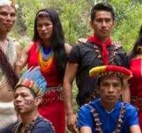 """NACIONES UNIDAS.- El objetivo de la resolución es """"llamar la atención sobre la grave pérdida de lenguas indígenas"""". Foto: Referencial."""