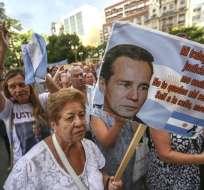 La denuncia es en contra de Cristina Fernández por presunto encubrimiento de terroristas.