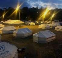 Un total de 3031 réplicas se han reportado desde el terremoto del 16 de abril. Foto: Francisco Garcés