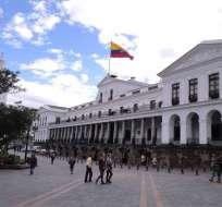 ECUADOR.- El Gobierno se pronunciará este mediodía sobre el informe de sobornos de Odebrecht. Foto: Archivo