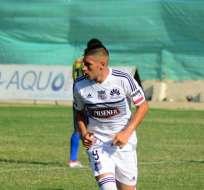 El jugador argentino quiere salir del club 'millonario'. Foto: API