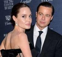 EE.UU.- Pitt y Jolie prorrogaron en noviembre un preacuerdo sobre la custodia de sus hijos. Foto: Internet