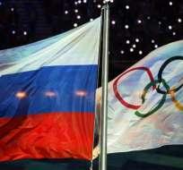 El COI abrió expedientes disciplinarios a 28 deportistas rusos por presunto dopaje.