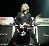 ESPAÑA.- El músico sufría una grave infección por la que había sido hospitalizado en Marbella. Foto: Internet