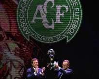 Chapecoense jugará por primera vez la Copa Libertadores tras ganar la Sudamericana.