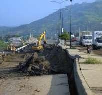 ECUADOR.- El proyecto reforma varios cuerpos normativos vinculados a la contratación de obra pública. Foto: Archivo
