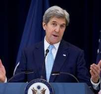 EE.UU. no vetó la resolución de la ONU contra los asentamientos israelíes, según Kerry. Foto: EFE