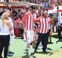 Sebastian Abreu jugará el 2017 en Bangú, de la cuarta división del fútbol brasileño.