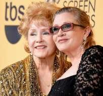 La actriz de 84 años sufrió un posible accidente cerebrovascular tras muerte de hija. Foto: Archivo / FILMMAGIC