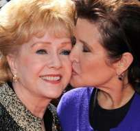 """Preparaba el funeral de su hija y dijo: """"La extraño tanto. Me gustaría estar con Carrie""""."""
