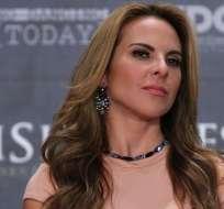 Kate del Castillo, actriz mexicana, ahora reside en Estados Unidos. Foto: Tomada de Proceso.com