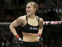 La peleadora estadounidense volverá al octágono tras 13 meses de ausencia. Foto: AP